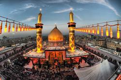 Karbala - Shrine of Hazrat Abbas