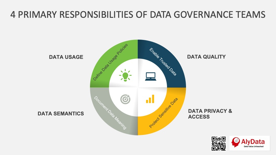 AlyData-4 Primary DG Responsibilities