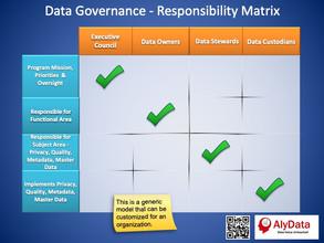 एलिडाटा - डेटा शासन जिम्मेदारी