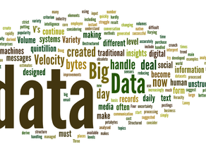 The Data Revolution is here...
