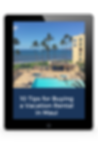 10 tips for buying a vacation rental in