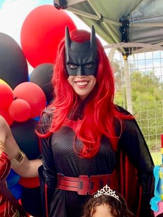 Bat Hero (Female)