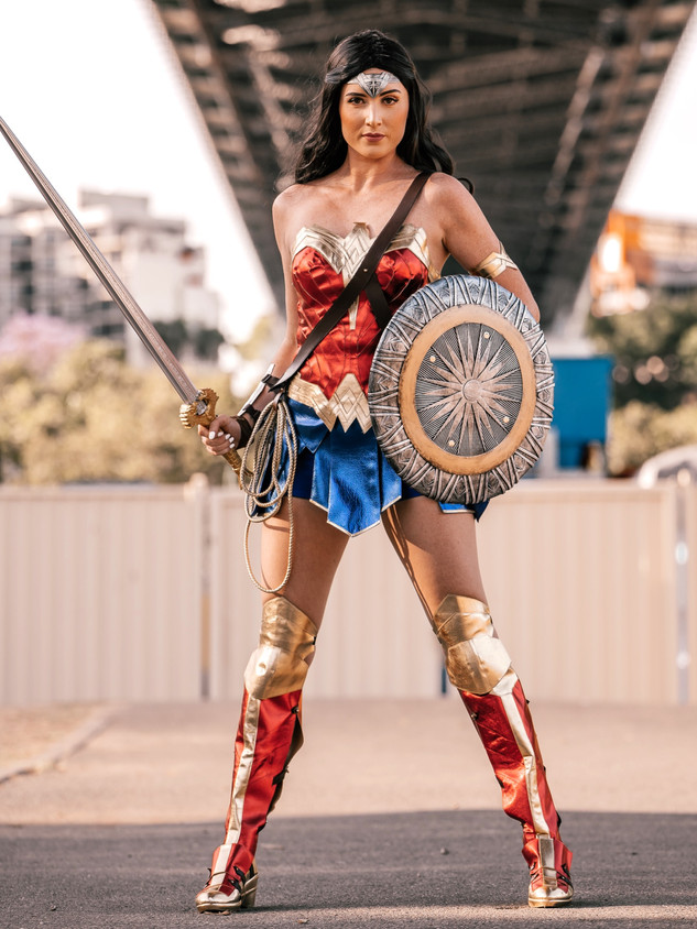 Wonder Hero