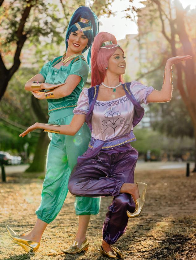 Genie Sisters