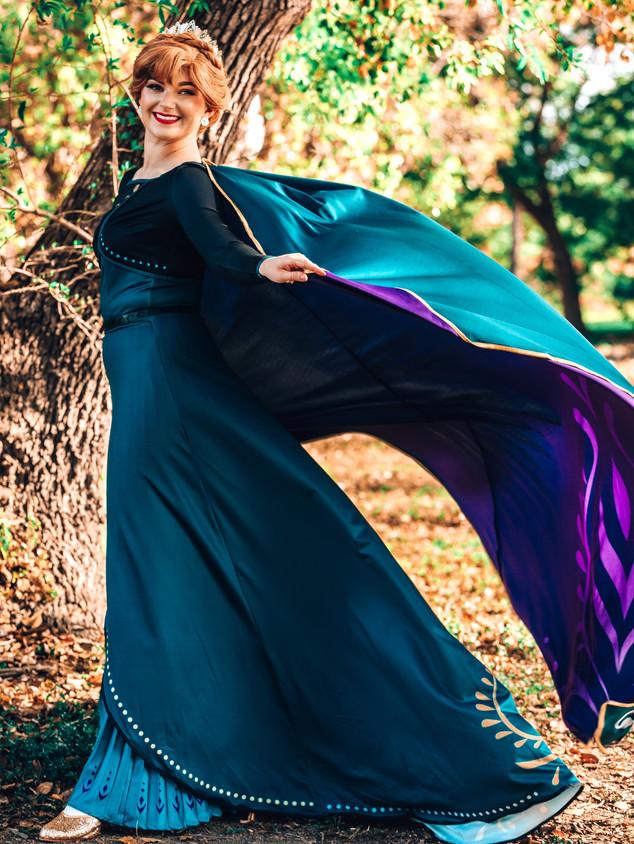 Snow Princess (Finale Outfit)