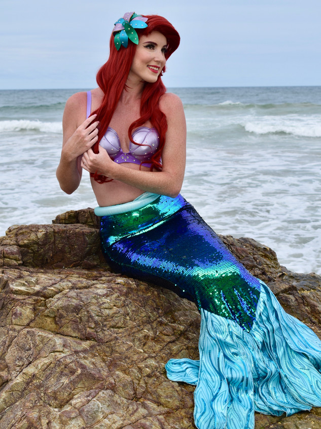 Mermaid Princess (Tail)