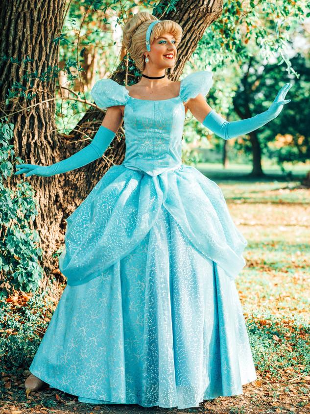 Princess Cindy