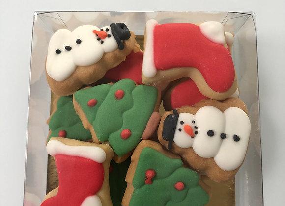 Doosje kerstkoekjes