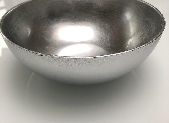 Kom zilverkleurig