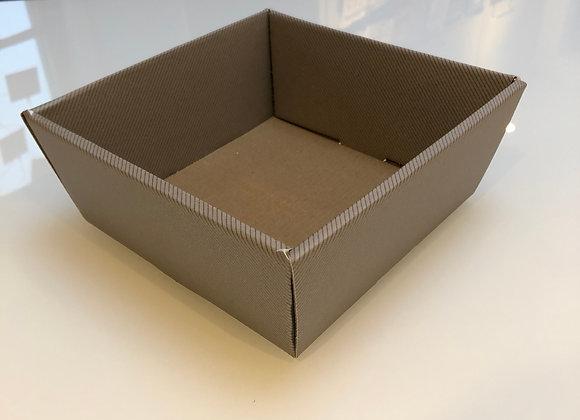 Mandje karton LINEA TORTORA
