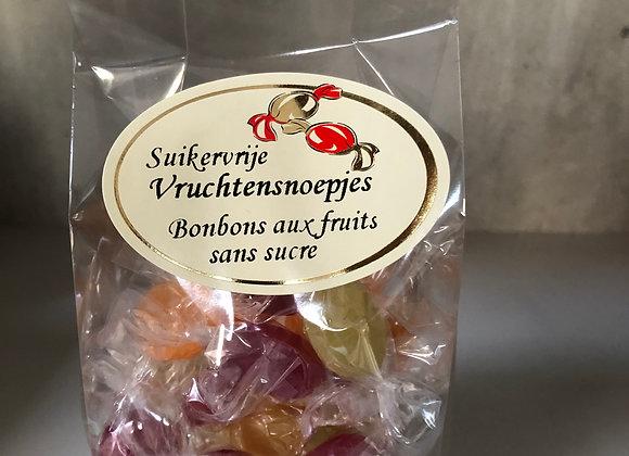 Vruchtensnoepjes SV in zakje 75 gr