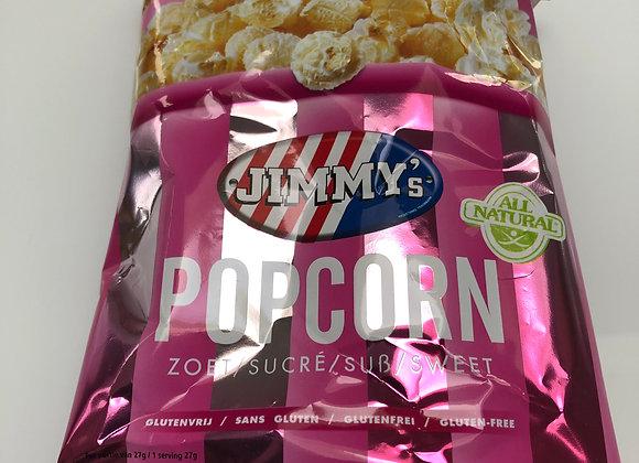 Popcorn zoet (Jimmy's)
