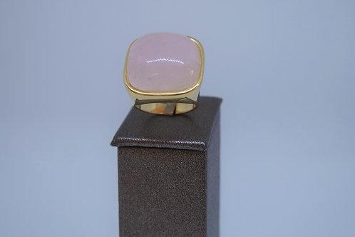 Anel - Quartzo Rosa