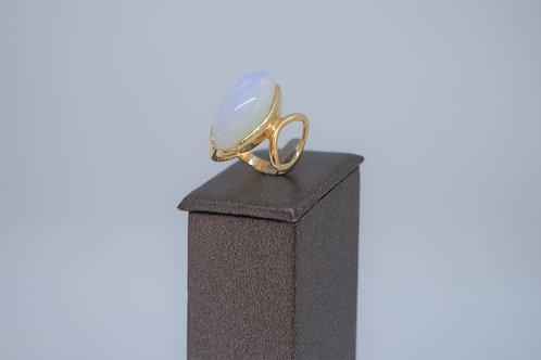 Anel - Pedra da Lua
