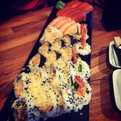 Sushi Blue menu