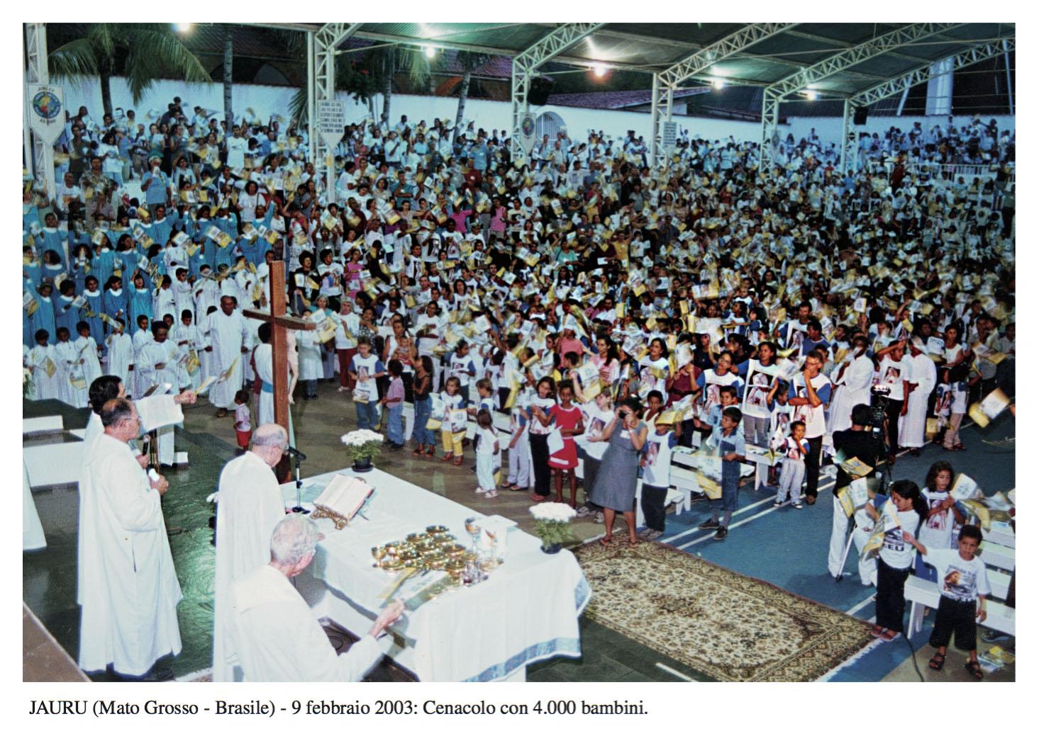 2003-02-09 BRASILE-Jauru