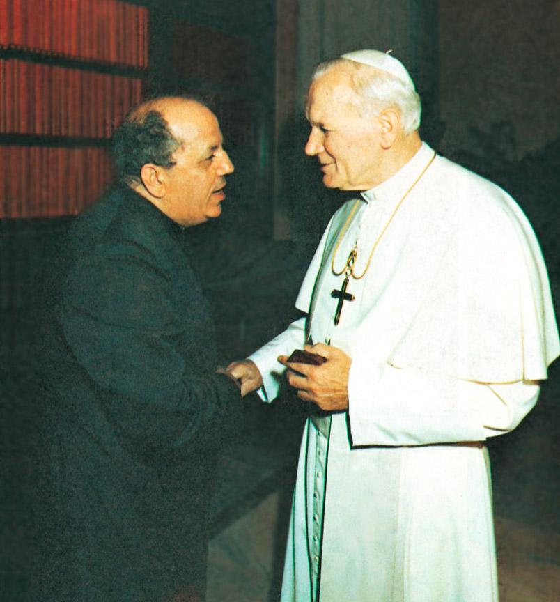 1988-12-03 VATICANO col Papa