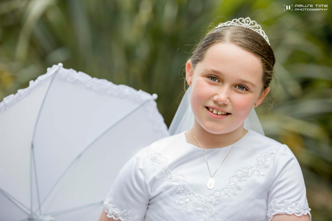 First Holy Communion Photography in Drogheda, Co. Louth | Special Occasion Portraits