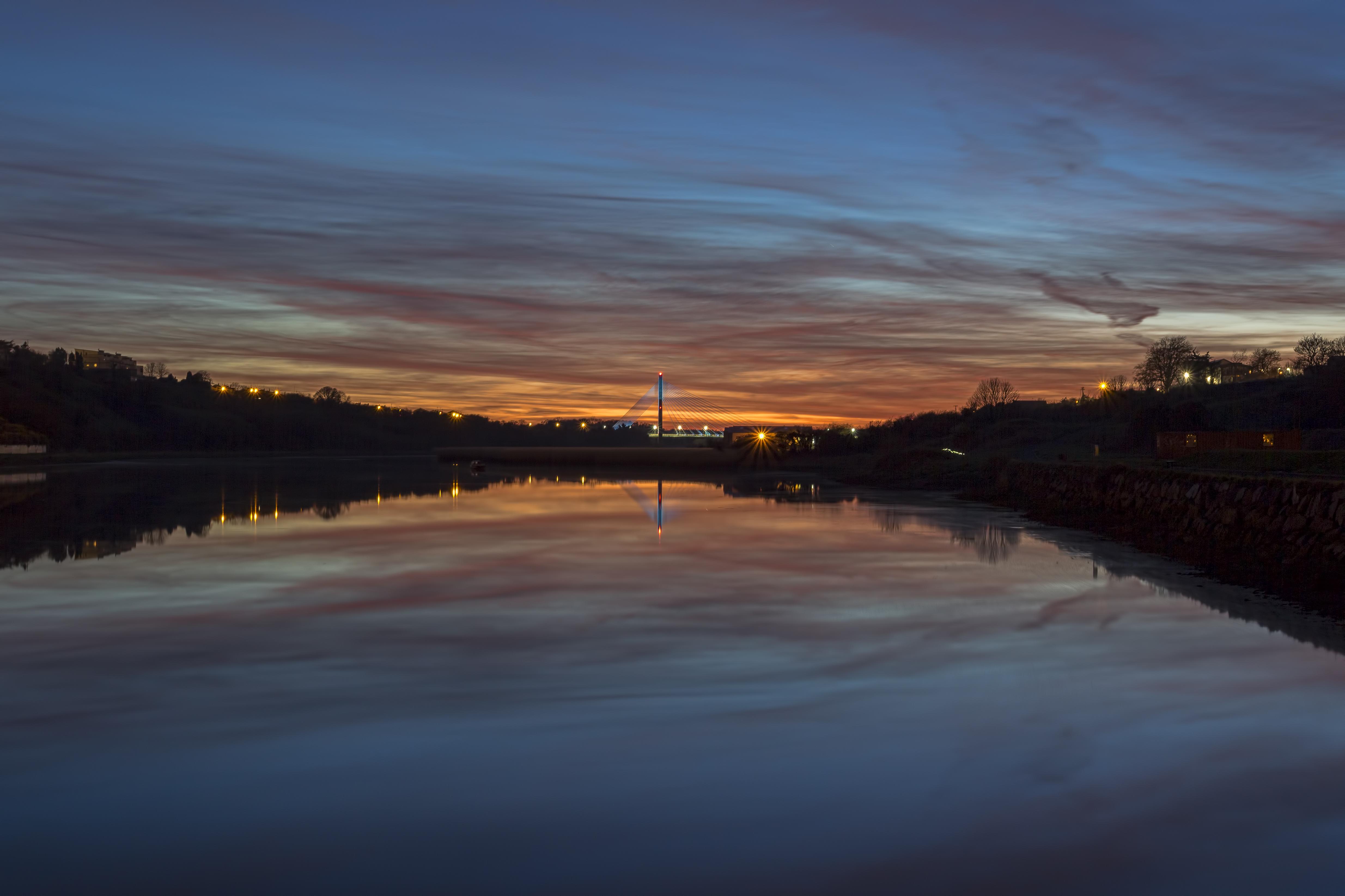 Drogheda Sunset