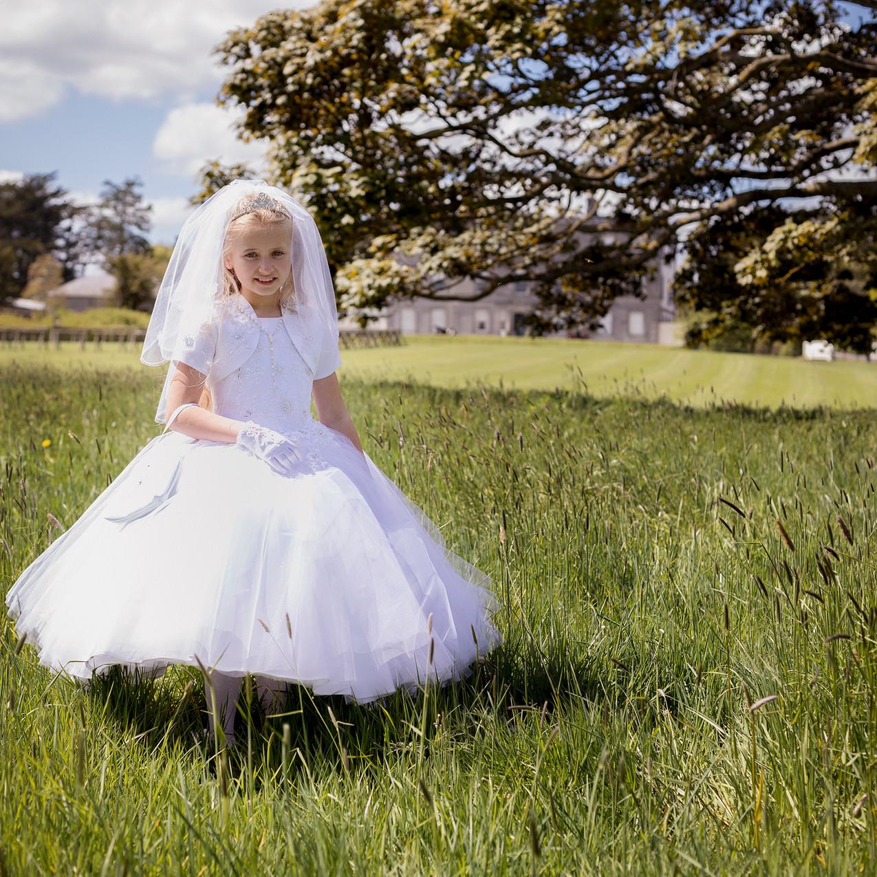 Communion Photography Drogheda Co