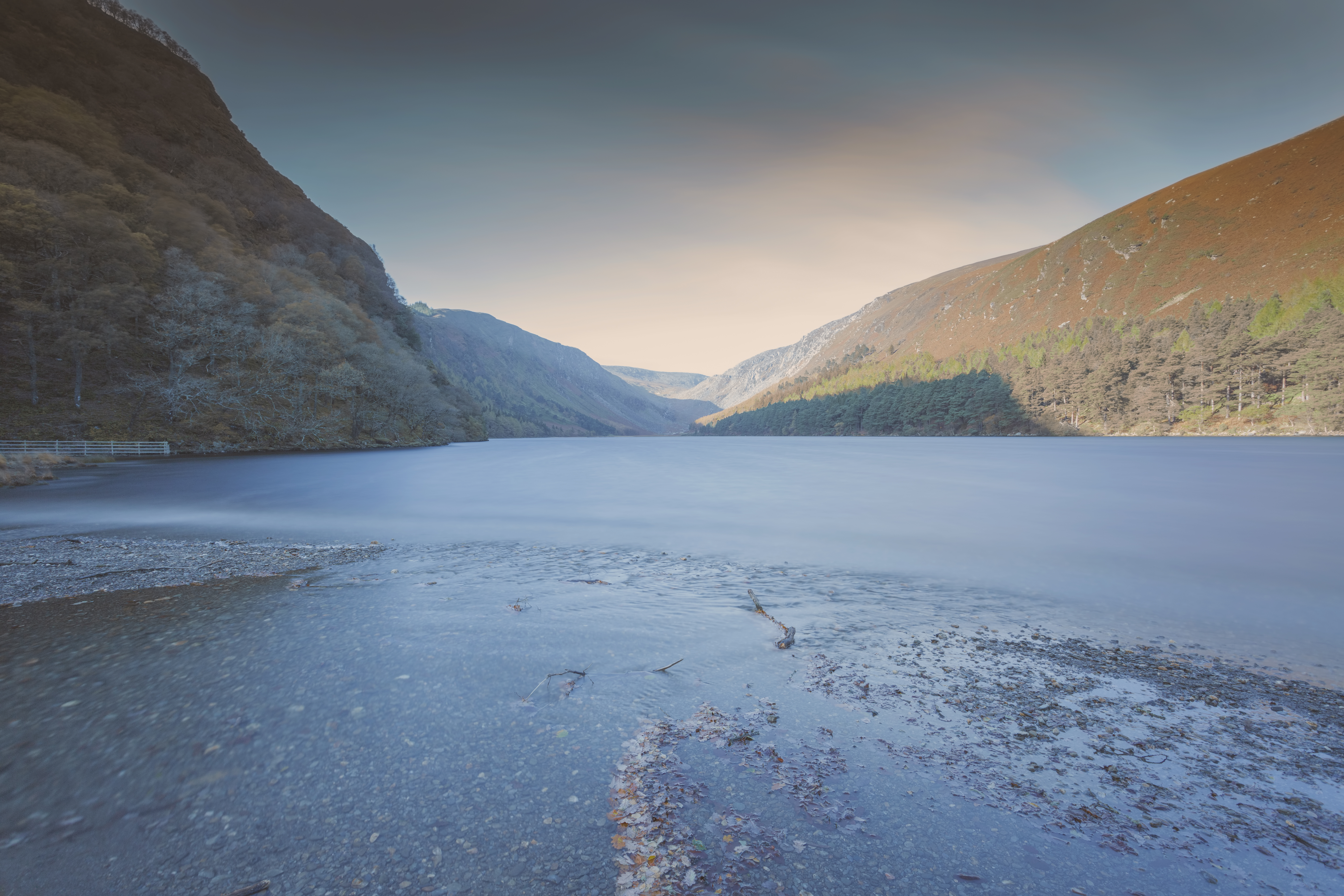 Upper Lake Glendalough