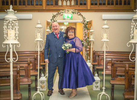 Teresa & Eddie's Wedding Day, Richmond Fort, Drogheda
