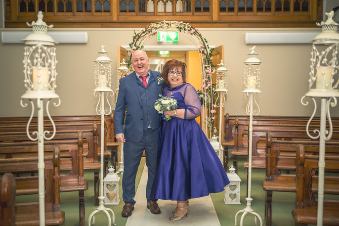 Teresa & Eddie's Wedding Day, Richmond Fort, Drogheda