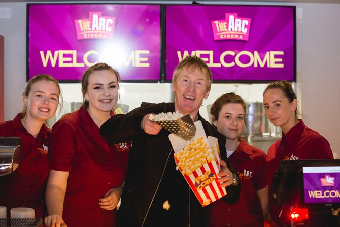 Arc Cinema Navan Opening