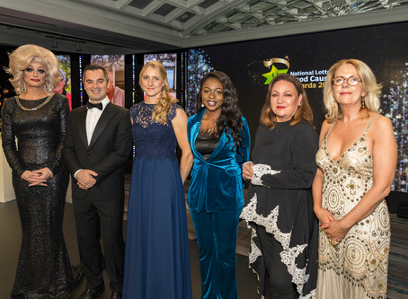 National Lottery Good Causes Awards 2019