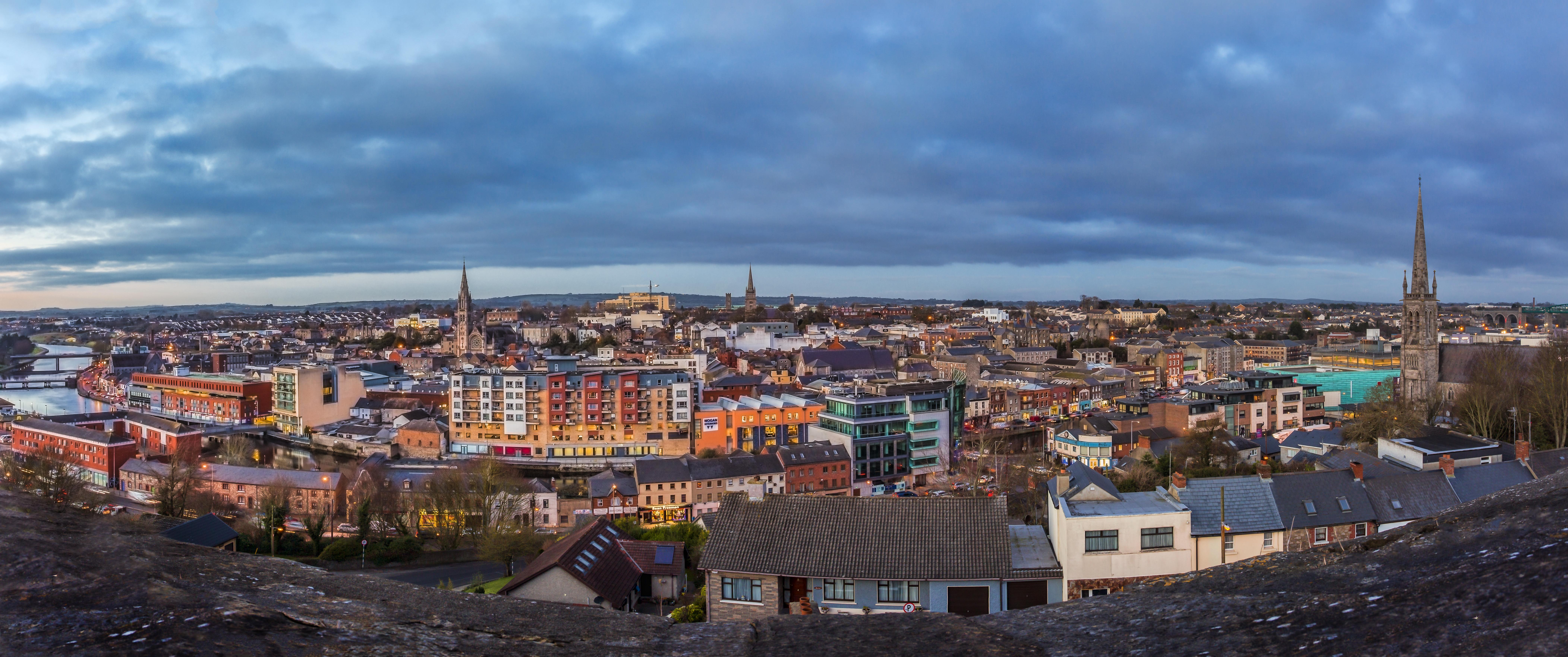 Drogheda Panorama