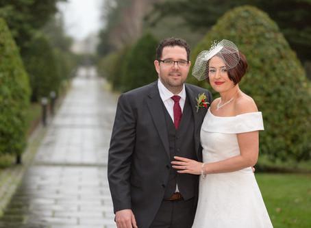 Louise and Joe Moyvalley Hotel Balyna House Wedding