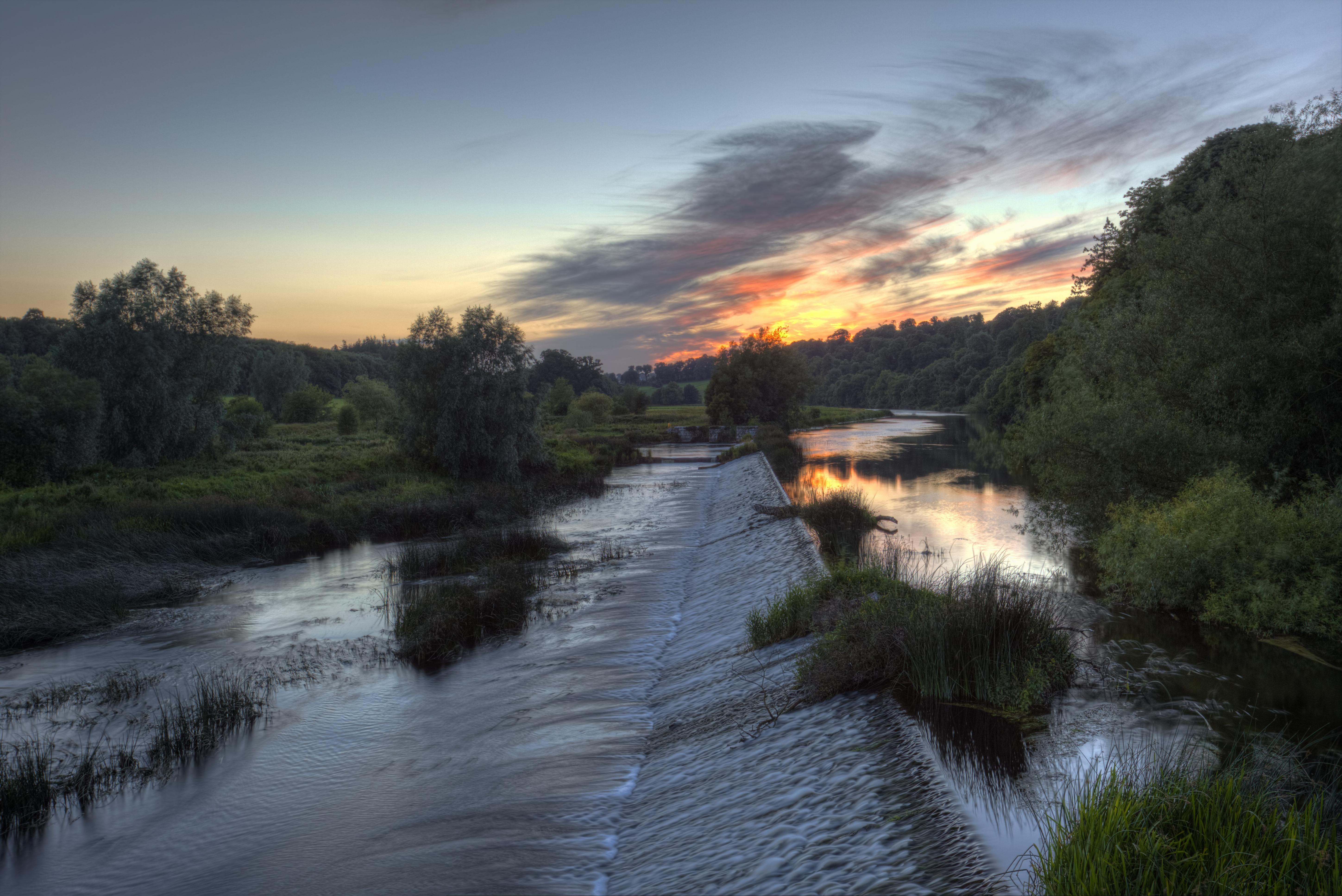 Slane Sunset
