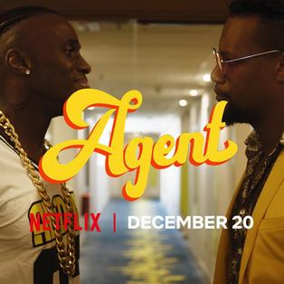 Agent Netflix Poster.png