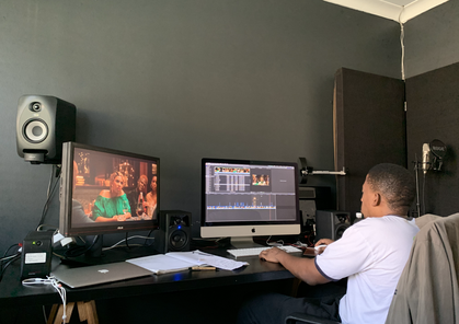 Movie Post Production