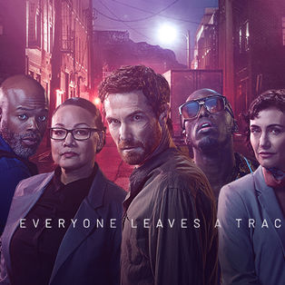 Trackers poster art