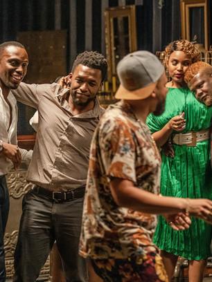 One NIght Kwa Mxolisi movie