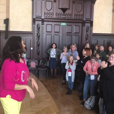 Standing ovation, Katowice 2018