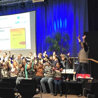 Buchpräsentation und Workshop für alle Musiker, Wiesbaden