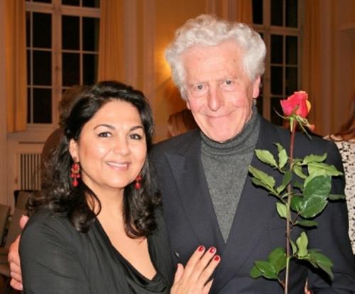 80th birthday of Maestro Peter-Lukas Graf, Freiburg