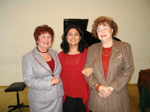 with Prof. Swiatek & K.M. Nazar