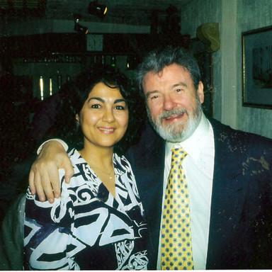 50th birthday of Sir James Galway, London