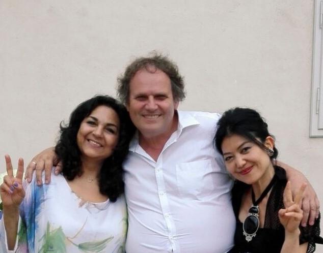 Harald Huber & Megumi Otsuka