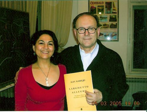Mr. Kabiljo, 2004 in Zagreb