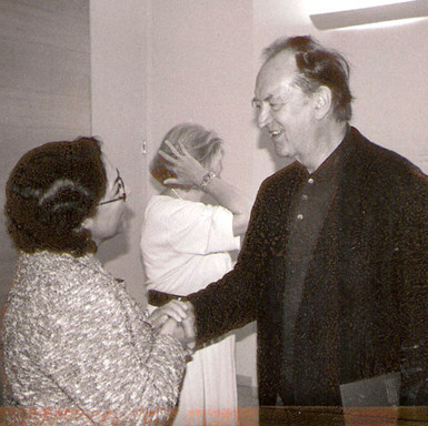 Maestro N. Harnoncourt on his 70th birthday at mdw
