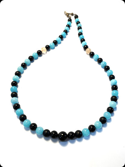 MEDIUM ENERGY COMPRESSION & CLEANING NECKLACE