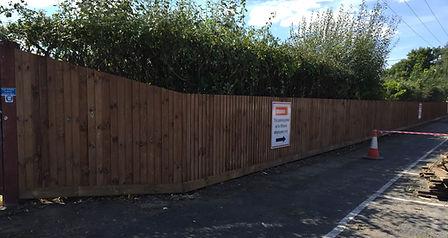 closeboard fencing colchester