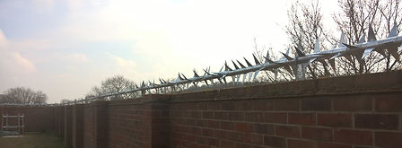 security anti climb spikes colchester