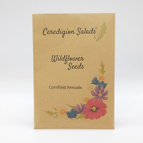 Wildflower Seeds - Cornfield Annuals