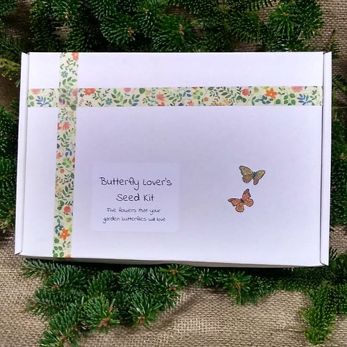 Butterfly Lover's Seed Kit