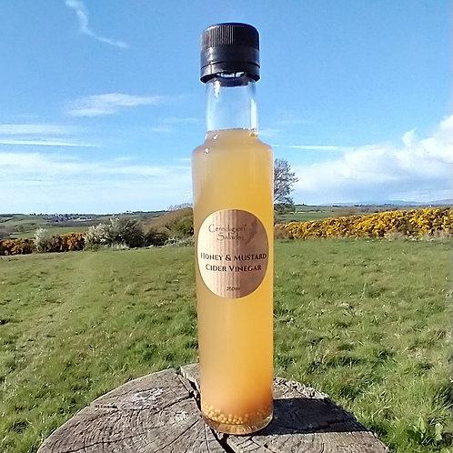 Honey and Mustard Cider Vinegar